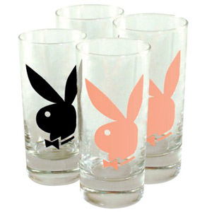Playboy Pint Glasses