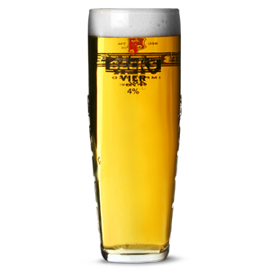 Beck's Vier Pint Glasses CE 20oz / 568ml