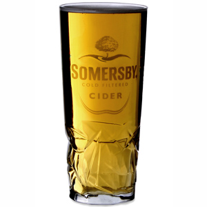 Image of Somersby Cider Pint Glasses CE 20oz / 568ml (Case of 24)