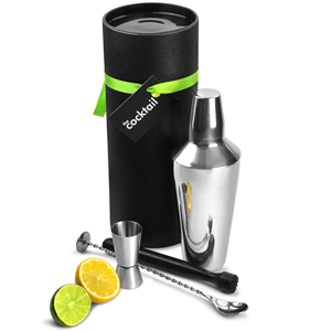 The Cocktail Store Cobbler Cocktail Gift Set