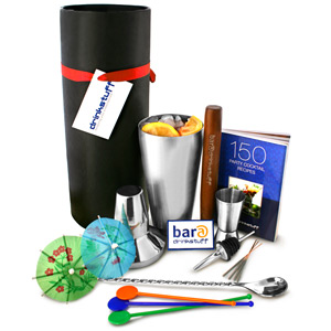 Valentines Luxury Drinkstuff Cocktail Kit