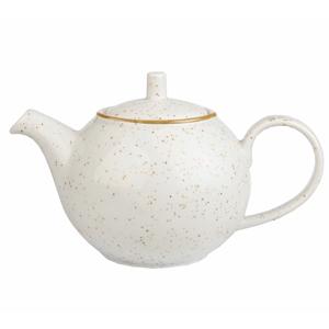 Churchill Stonecast Barley White Tea Pot 15oz / 425ml