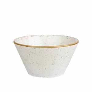 Churchill Stonecast Barley White Sauce Dish 3oz / 90ml