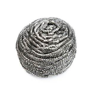 Stainless Steel Scourers 40g