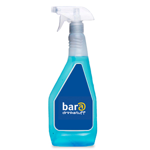 Glass and Mirror Cleaner 750ml