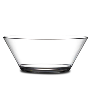 Elite Polycarbonate Serving Bowl 62oz / 1.75ltr