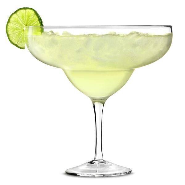 Giant margarita glass for Cocktail margarita