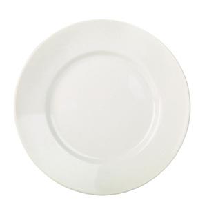 RG Tableware Wide Rim Plate 23cm (Case of 6)