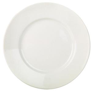 RG Tableware Wide Rim Plate 26cm (Case of 6)