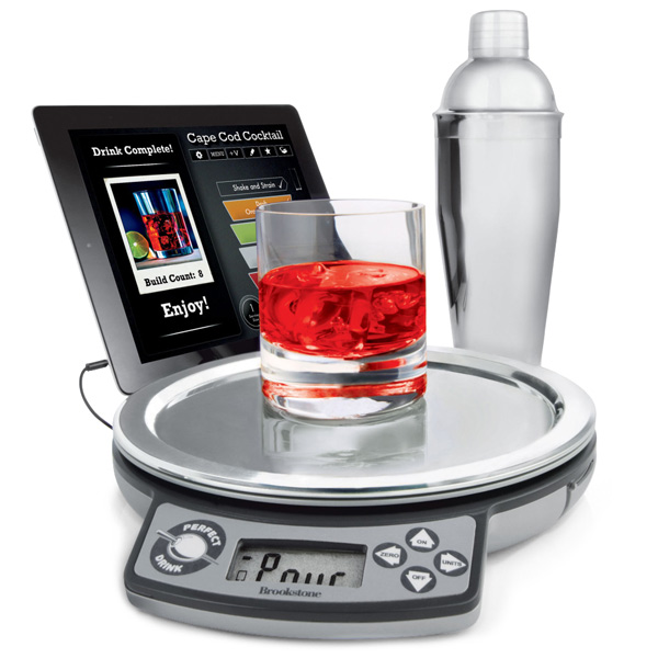 Perfect drink cocktail maker drinkstuff for Perfect drink smart scale