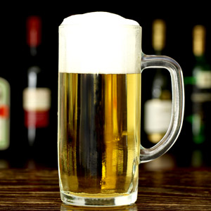 City Glass Beer Tankard 12.7oz / 360ml