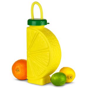 Lemon Wedge Plastic Glasses 40oz / 1.1ltr
