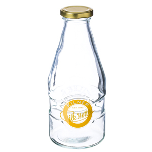 Kilner 1 Pint Milk Bottles 20oz / 568ml