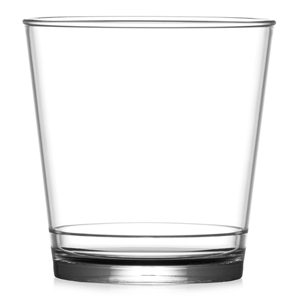 Elite In2stax Polycarbonate Rocks Glasses 9oz / 260ml