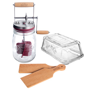 Kilner Butter Churning Set