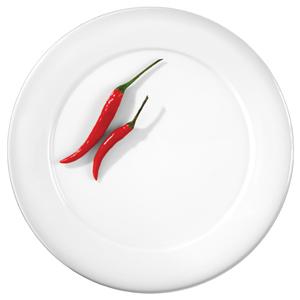 Art de Cuisine Menu Mid Rim Plate 17.1cm (Case of 6)