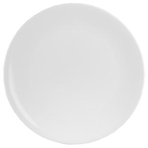 Art de Cuisine Menu Coupe Plate 12.25 Inches / 31cm