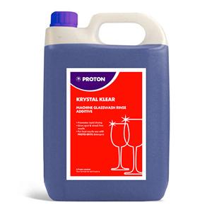 Proton Kystal Klear Rinse Aid 5ltr