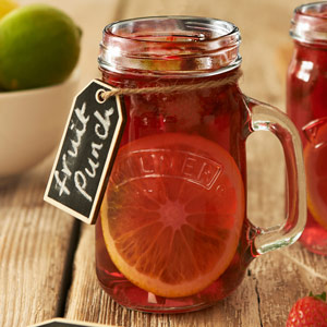 Kilner Handled Drinking Jar 14oz / 400ml