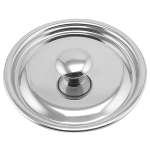 Presentation Lid with Stainless Steel Knob 9cm