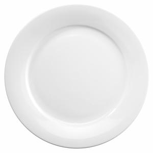Art de Cuisine Menu Mid Rim Plate 8 Inches /  20.3cm