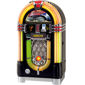 Wurlitzer One-More-Time iPod/CD Jukebox