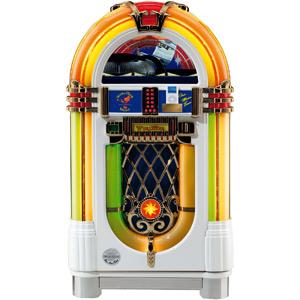 Wurlitzer One More Time iPodCD Jukebox White
