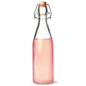 Glass Swing Top Bottle 500ml