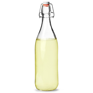 Glass Swing Top Bottle 1ltr