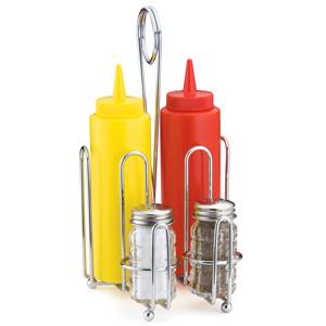 Combination Condiment Rack