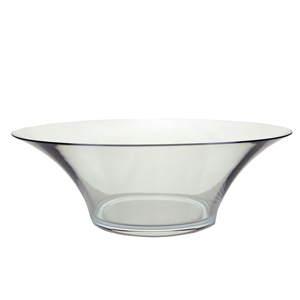 Strahl Design & Contemporary Polycarbonate Serving Bowl 343mm (Single)