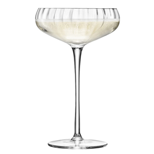 LSA Aurelia Champagne Saucers 10.6oz / 300ml (Set of 4) Image