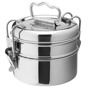 2-Tier Tiffin Box