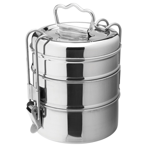 3-Tier Tiffin Box