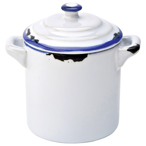 Avebury Blue Mini Pot 2.25inch / 6cm