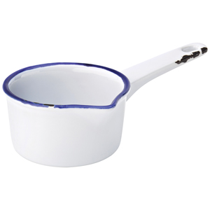 Avebury Blue Milk Pan 3.75inch / 9.5cm