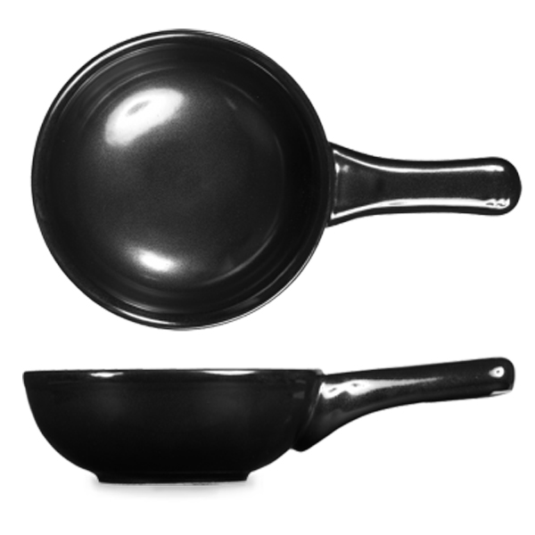 Art de cuisine rustics simmer deep skillet black for Art cuisine cookware reviews