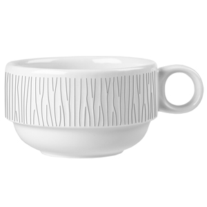 Churchill Bamboo Stacking Cup 5.6oz / 160ml