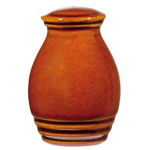 Art De Cuisine Rustics Centre Stage Salt Pot Brown 2.8 Inches / 7.2cm