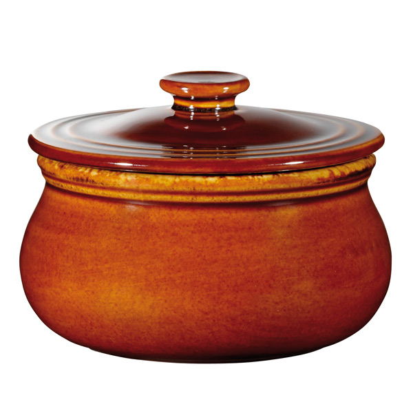 Art de cuisine rustic centre stage lidded pot zcagcspl1 for Art cuisine cookware reviews