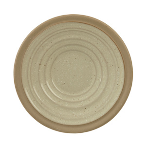 "Art De Cuisine Igneous Espresso Saucer 5.2"" / 13.3cm"