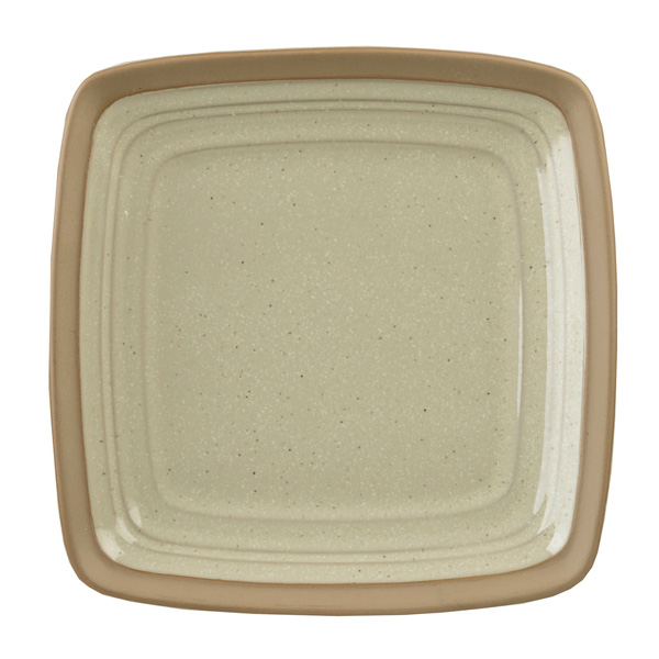 Art de cuisine igneous square plate 21cm drinkstuff for Art de cuisine vitrified stoneware