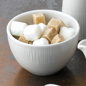 Churchill Bamboo Sugar Bowl 8oz / 230ml