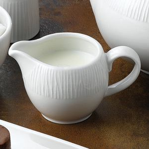 Churchill Bamboo Milk Jug 8oz / 230ml