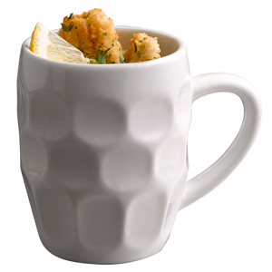 Image of Ceramic Dimple Mug 12oz / 340ml (Case of 6)