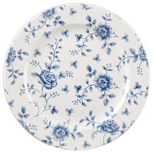 Churchill Vintage Prints Prague Rose Chintz Tea Plate 8.25inch / 21cm