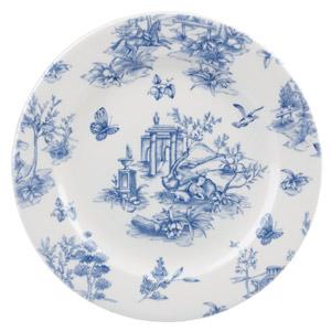 Churchill Vintage Prints Prague Toile Tea Plate 8.2 Inch / 21cm