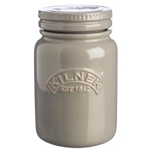 Kilner Ceramic Storage Jars Morning Mist 0.6ltr