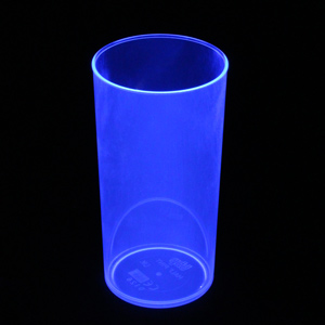 Elite Premium Polycarbonate Neon Blue Half Pint Tumblers CE 10oz / 285ml