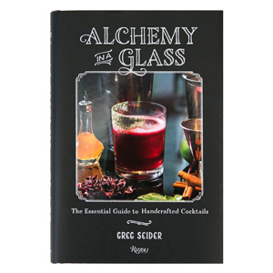 Alchemy In A Glass Book